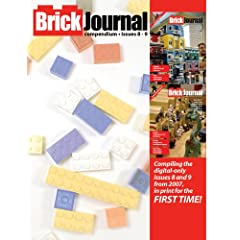 BrickJournal Compendium 4: People-building-community