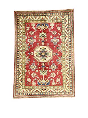 Eden Teppich   Uzebekistan 145X208 mehrfarbig