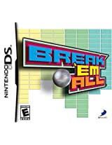 Break 'Em All - Nintendo DS