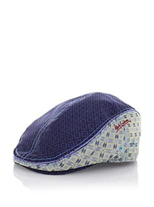 Robert Graham Men's Garcelle Ivy Hat (Blue)