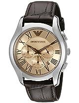 Emporio Armani Analog Silver Dial Men's Watch - AR1785