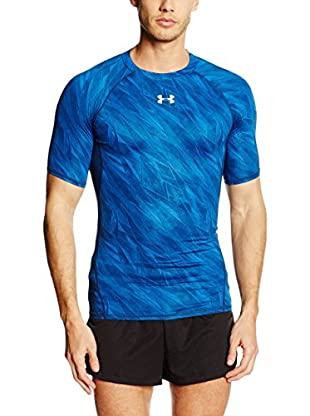 Under Armour Maglia Tecnica HeatGear Armour Printed