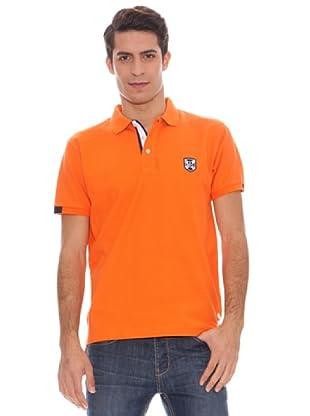 Valecuatro Polo Logo (naranja)