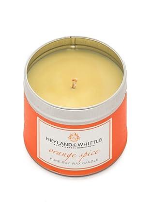 Heyland&Whittle Vela Naranja y Especias 130 g