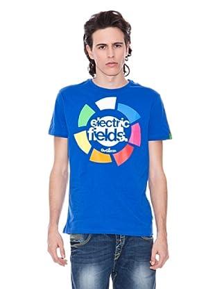 Gio Goi Camiseta Trimbush (azul agua)