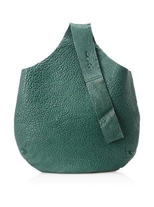 Me Char Women's Billy Bubble Slouch Shoulder Bag (Kelly)