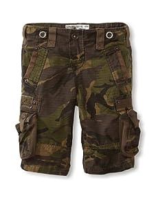 Alpha Industries Boy's Termo Shorts (Camo)