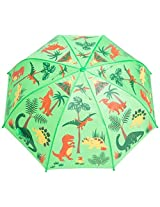 Babalu Dinosaur Umbrella, Green/Red by Babalu