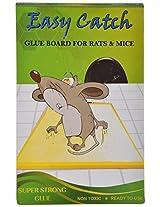 Easy Catch Rat Control Glue Pad (20 cm x 16 cm x 1 cm, Yellow)