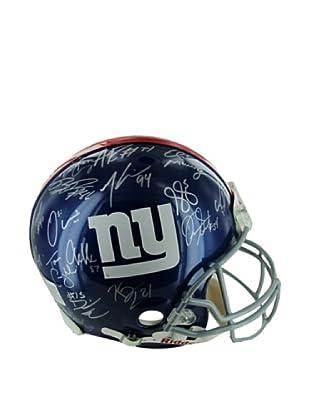 Steiner Sports Memorabilia NFL New York Giants 2011 Super Bowl Championship Team Autographed Helmet