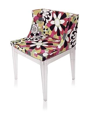 Control Brand Miss U Chair, Multi/Clear