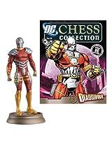 DC Superhero Deadshot Black Pawn Chess Piece & Mag