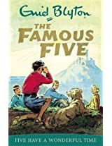 Five Have a Wonderful Time: 11 (The Famous Five Series)