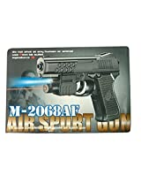 AIR SPORTS LASER GUN RED LASER WITH 6MM Bullets