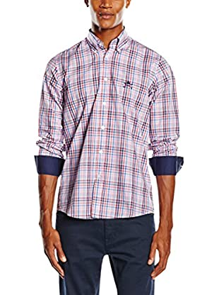 POLO CLUB Camicia Uomo Sticks Trend Shirt Top