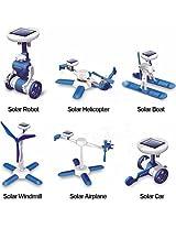 Catterpillar 6 - in - 1 Educational Solar Energy Kit Series 2