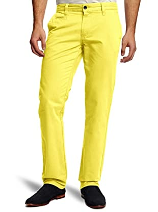 Selected Pantalón Collier (Amarillo)