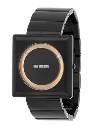 666 Barcelona  Reloj Megabyte Gold