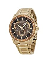 Citizen Eco-Drive Perpetual Atomic Clock Synchronization Men'S Watch - Czat4106-52X