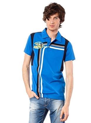 Custo Poloshirt Watx (Blau)