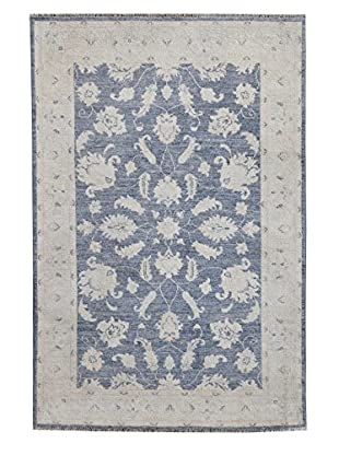 Kalaty One-of-a-Kind Pak Rug, Grey, 3' 1 x 5' 1