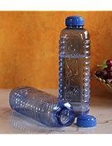 Princeware Pet Fridge Bottle - set of 6 - Blue