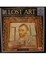Lost Art Van Gogh A Puzzling Challenge To Find The Hidden Masterpiece
