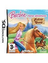 Barbie Horse Adventures: Riding Camp (Nintendo DS) (NTSC)