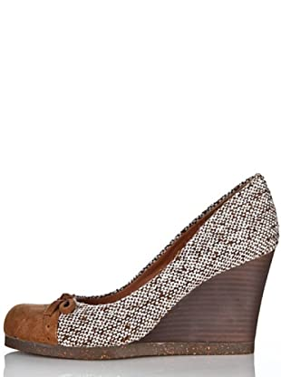 Scholl Zapatos Kisal (Coñac)