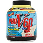 Pro-V60 Multi-Protein Blend Strawberries Ice Cream 3.5 Lbs / 1.5 Kg