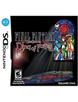 Final Fantasy Crystal Chronicles: Ring of Fates (Nintendo DS) (NTSC)