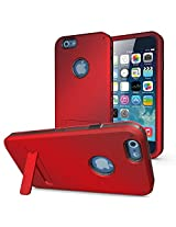 KAYSCASE Kickbox Multi-Layer Heavy Duty Cover Case for Apple iPhone 6 - Cayenne