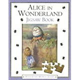 Alice in Wonderland Jigsaw BookLewis Carroll�ɂ��