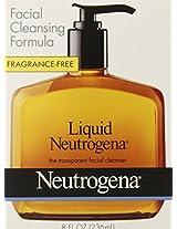 Neutrogena Fragrance Free Liquid Neutrogena Facial Cleansing Formula, 236ml