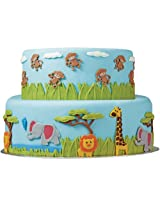 Wilton Fondant and Gumpaste Mold Jungle