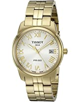 Tissot PR-100 Analog Silver Dial Men's Watch T0494103303300