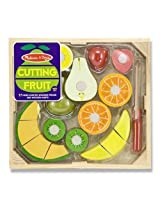 Cutting Fruit Set - Wooden Play Food Set