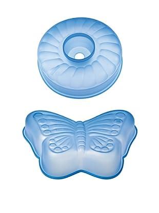 Pavoni Set Molde Mariposa Y Para Bizcochos