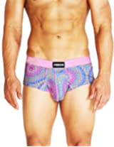 Punch Mens Polyester Boxer -Multi-Coloured -X-Large