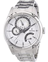 Festina Sport Mens Wristwatch Classic & Simple