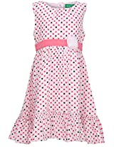 Pink Casual Dress Gini & Jony For Jabong