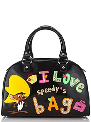 Looney Tunes Bauletto Lovely nero