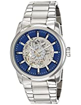 Kenneth Cole Automatic Analog Silver Dial Men's Watch - 10019489
