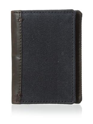 The British Belt Company Men's Oxburgh Card Holder (Navy)