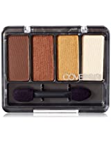 CoverGirl Eye Enhancers 4 Kit Shadow, Coffee Shop 260, 0.19 Ounce Package