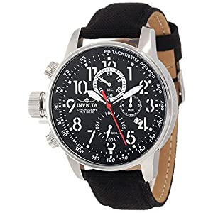 Invicta Force Analog Black Dial Men's Watch - 1512