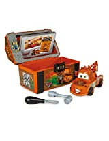 Smoby 500141 Cars 2 Spy Tools Box