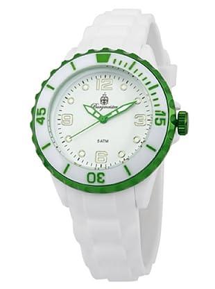 Burgmeister Damen-Armbanduhr XS Analog Quarz Silikon BM604-586H