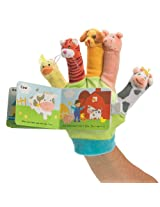 Hand-Puppet Board Books: Old Macdonald (Little Scholastic)