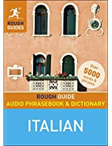 Rough Guide Audio Phrasebook and Dictionary - Italian